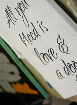 A35 - All You Need is Love & Dog
