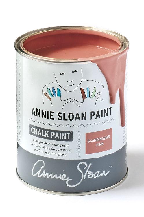 Scandinavian Pink Chalk Paint