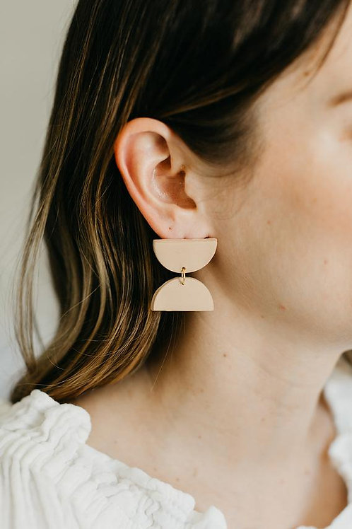 Clay Statement Earrings - Monday March 30 - 6pm