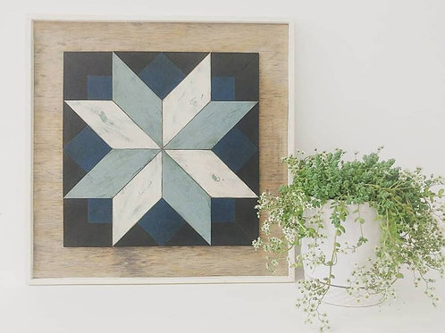 Rustic Barn Quilt - Tuesday August 7 - 6PM