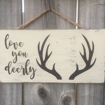 A60 - Love you deerly