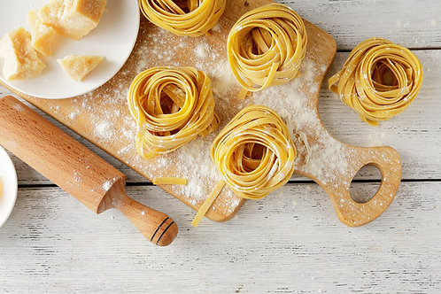 Pasta Making & 3-Course Dinner w/ Chef Brodie - Thursday February 14 - 6pm