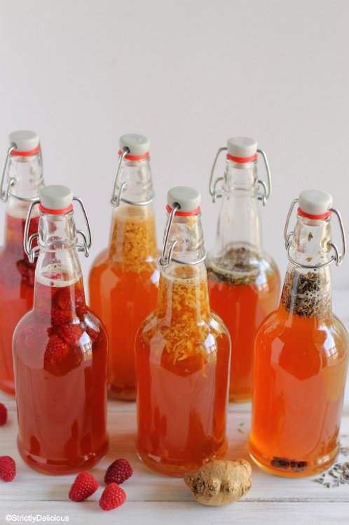Kombucha Brewing - Tuesday September 25 - 6pm