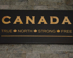 A49 - Canada True North Strong Free