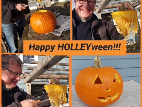 Happy HOLLEYween!!!