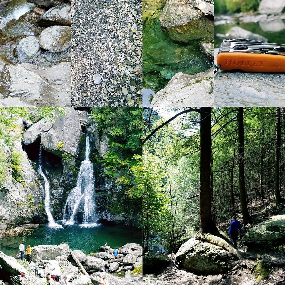 Bash Bish Falls is a hidden gem on the NY/MA border.