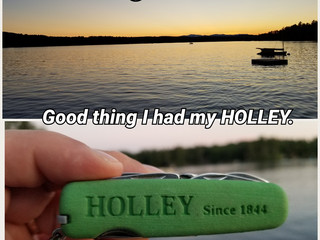 Maine = HOLLEY Action & Adventure.