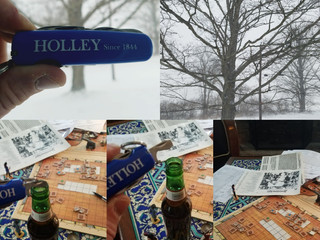 Happy New Year HOLLEY Blizzard 2018