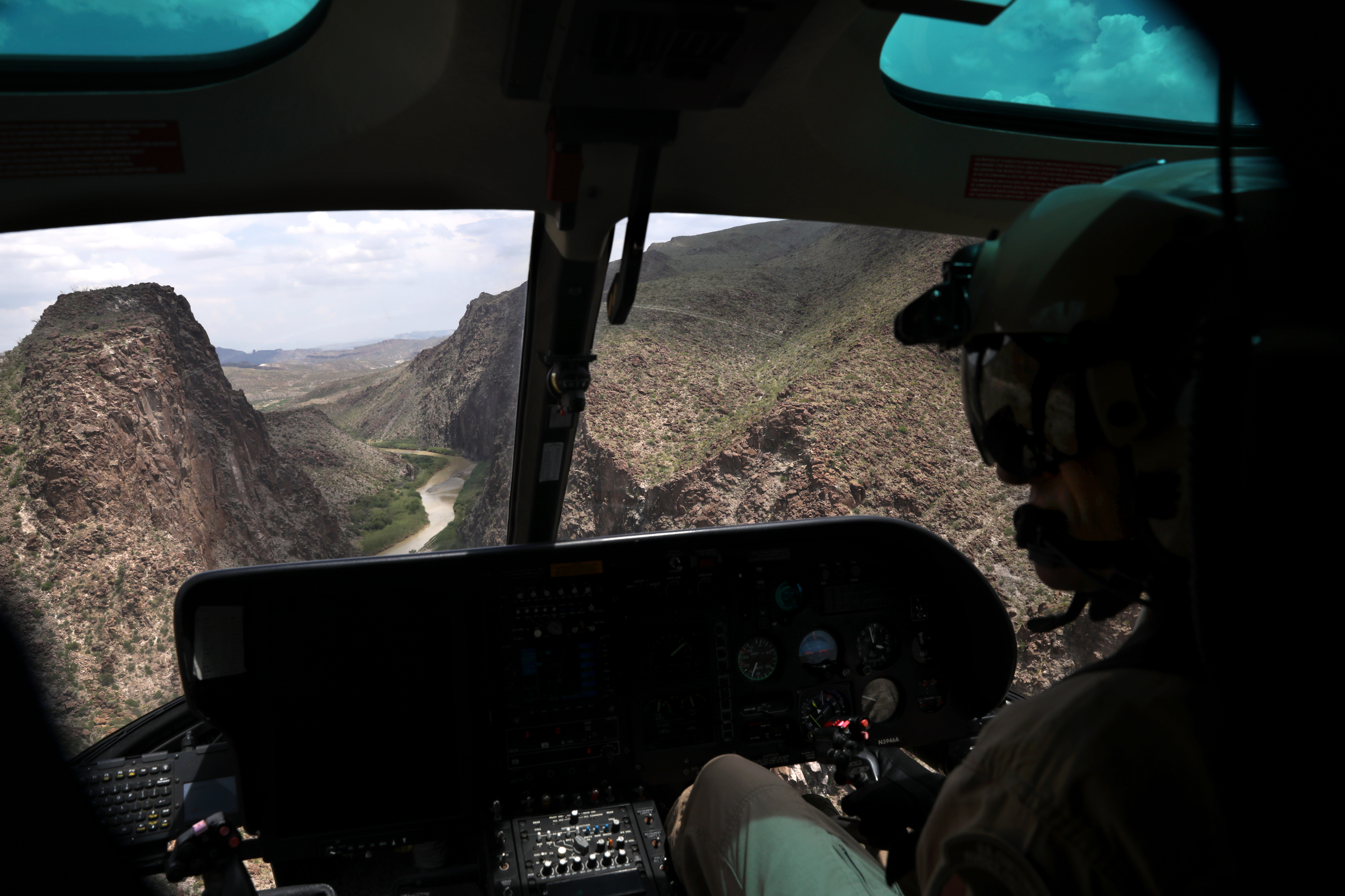 07_Big Bend Cockpit