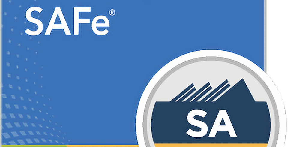 Leading SAFe 4.6 with SA Certification - Early Bird:$775 Regular: $975