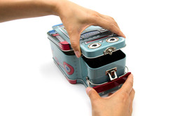 Robot Lunch Box