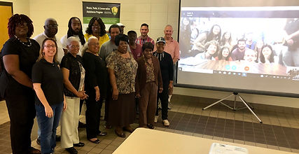 Africatown Connections Blueway