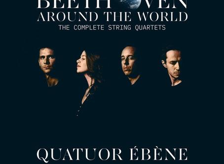 Les Quatuors de Beethoven, à l'occasion de l'intégrale réalisée par le Quatuor Ébène