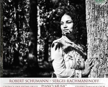 Schumann-Rachmaninoff, le premier CD de la pianiste Macha Kanza