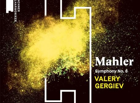 La Huitième symphonie de Mahler avec Valery Gergiev et l'Orchestre Philharmonique de Münich