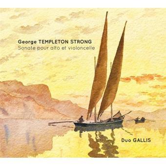 Une sonate pour alto et violoncelle par le duo Gallis