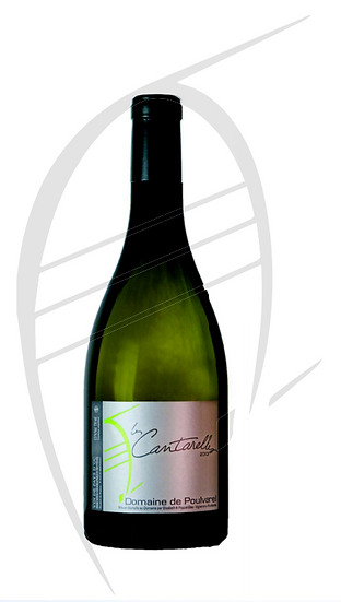 Les Cantarelles Blanc 2018 (Available by case)