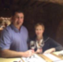 Brian and Cindy Jutzi, Salvation Wines