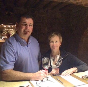 Brian and Cindy Jutzi, Salvation Wines