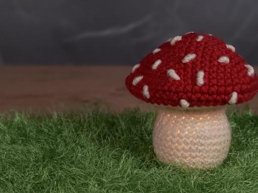 Cogumelo encantado da Amelie