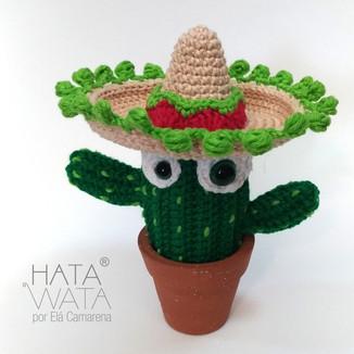 Nigh Cactus na Semana do Artesão
