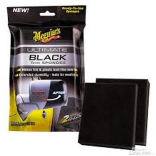 Ultimate Black Sponges