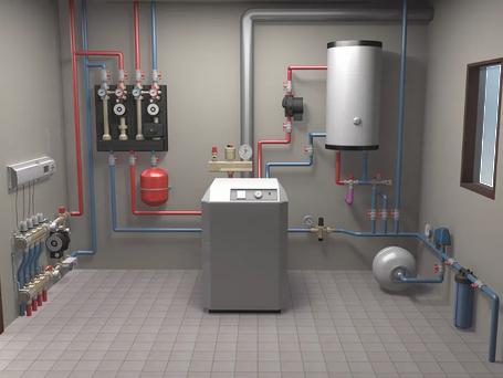 Що таке місцеві (індивідуальні) системи опалення а, що таке центральні системи опалення?!