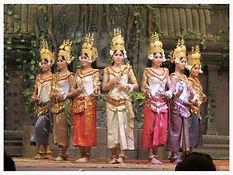 Apsara Dance Siem Reap - Third Age Tours - Vietnam Cambodia