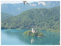 Lake Bled Slovenia - Third Age Tours - Croatia Dalmatia Slovenia Rome