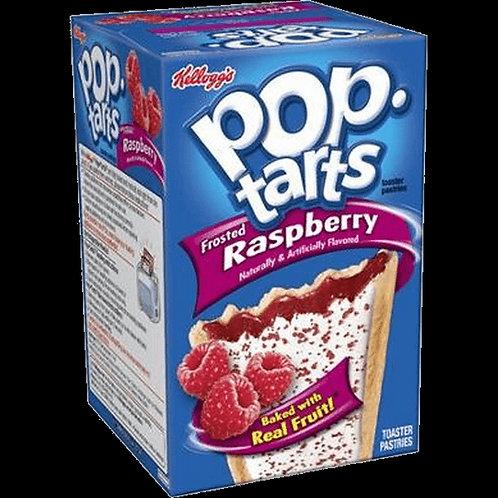 Pop tarts raspberry 400g