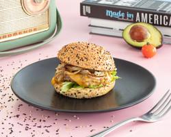 Onion-burger