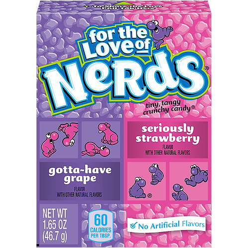 Nerds grape/strawberry