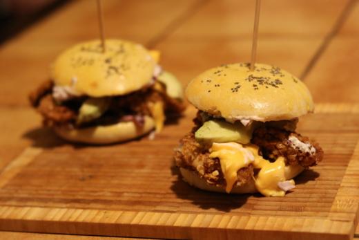 No pain but gain burger
