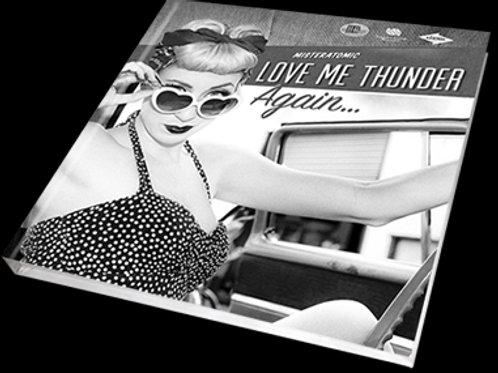 Livre Loveme Thunder Again