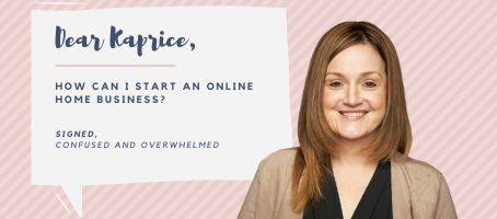 How Can I Start An Online Home Business?