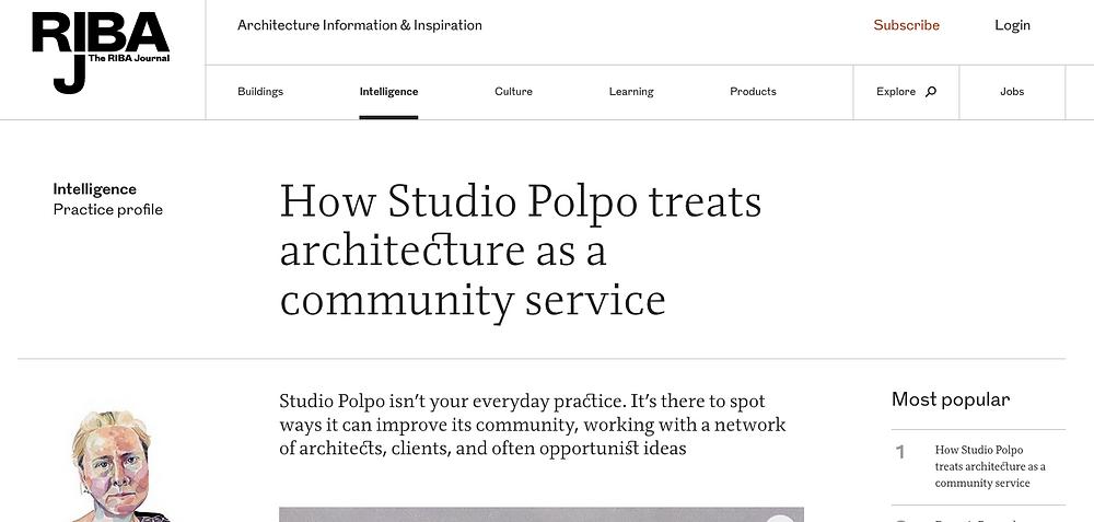 Studio Polpo Architects Sheffield