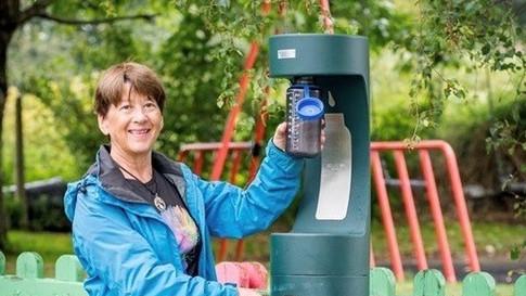 Coastal Water Fountain Funding 2021