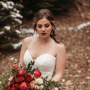 Winter Shoot - Amanda
