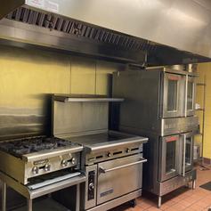 Full-service kitchen