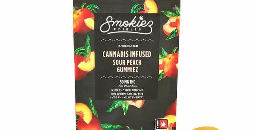 Sour Peach [10pk] (100mg)