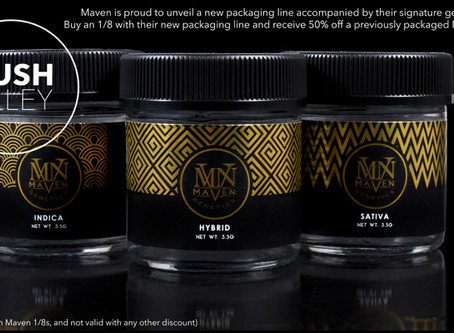 MAVEN NEW PACKAGING LINE