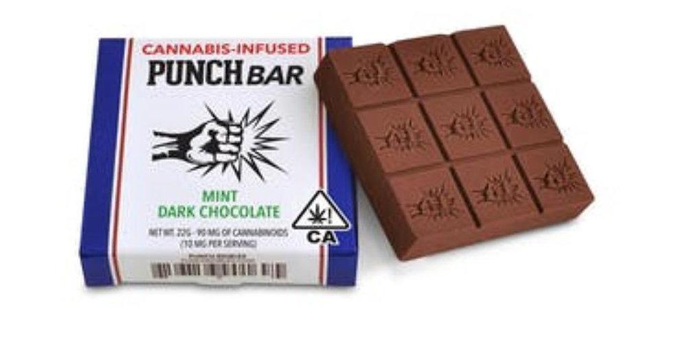 Mint Dark Chocolate (90mg)