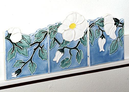 bath wall
