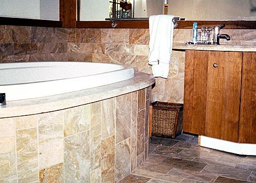 bath & tub