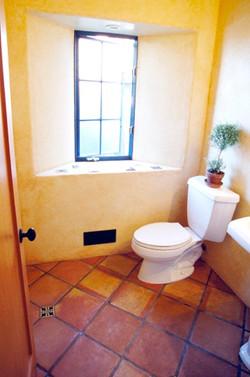 bath and floors