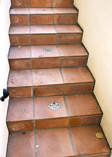 --outdoor steps