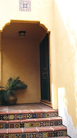 --outdoor entry