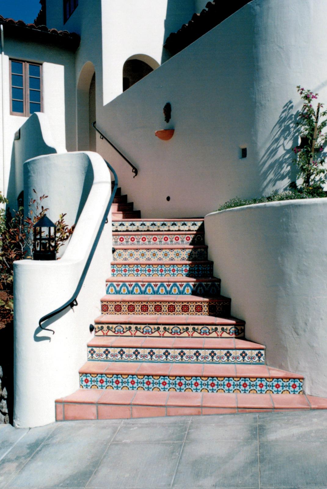 -steps