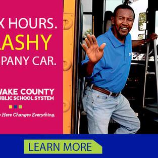 Wake County Web Ad