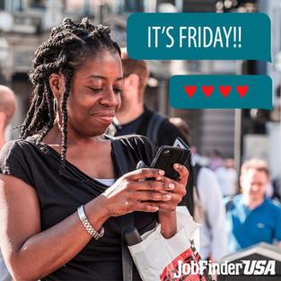 It's Friday! Social Media
